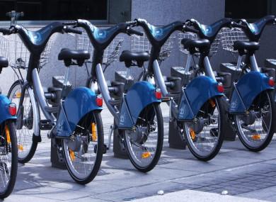 Dublin Bikes, soon to be Galway Bikes?