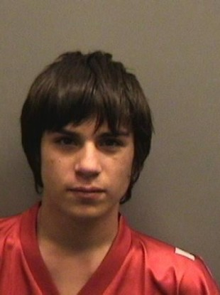 Tampa Police photo of Jared Michael Cano.