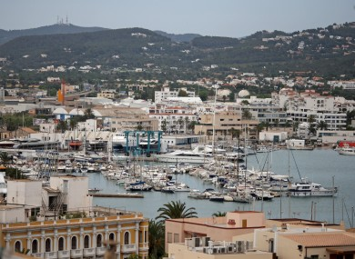 Ibiza, Spain (File photo)