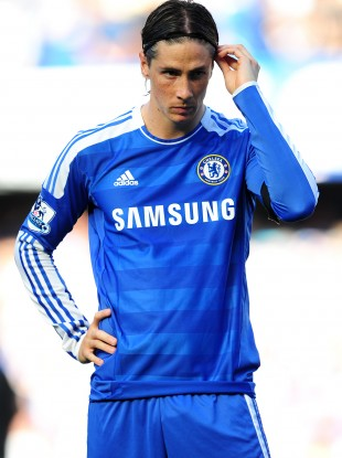 fernando Torres: has struggled since big money move from Anfield.