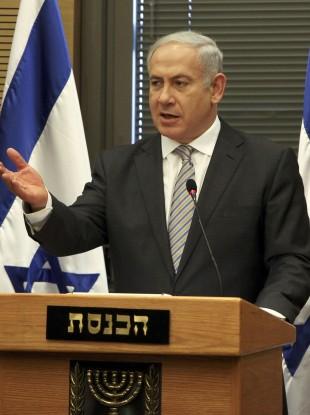 Israeli leader Benjamin Netanyahu has ruled out a freeze on settlement construction.