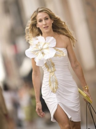 Before she was famous...Carrie Bradshaw, the teenager, is set for the small screen.