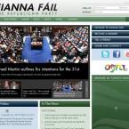 Fianna Fáil's party website, on 29 March 2011.