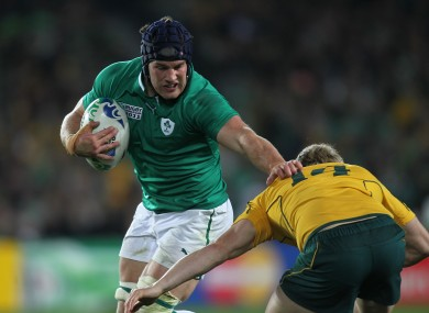 Sean O'Brien was one of the stars of the tournament.