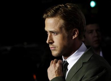 Ryan Gosling.