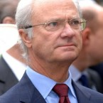 King Carl Gustaf XVI of Sweden's role is largely symbolic. Salary: circa €14m GDP:€385bn
