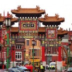 An arch (as seen here in Liverpool) which is the marker of many Chinatowns in various cities across the world will be unlikely to feature in Dublin's Oriental enclave.