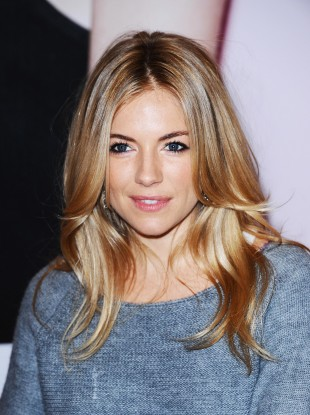 Actress Sienna Miller is one of a number of high-profile names taking part in today's hearings at the Leveson Inquiry in London.