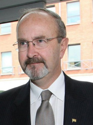 Northern Ireland's police ombudsman, Al Hutchinson