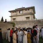 The house where Osama bin Laden was caught and killed in Abbottabad, Pakistan. (AP Photo/B.K.Bangash,File)