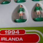 As computer consoles wipe the floor with traditional board games these days, the art of finger-flicking plastic figurines has largely become redundant. Relive those golden childhood days with this special edition set which includes 30 legendary sides such as Hungary 1954, Juventus 1996 and, of course, Jack's Army.  Price: €12 from eBay