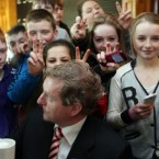 Enda used to be a teacher so he does indeed have eyes on the back of his head. Pic: Stephen Kilkenny/LightCurvePhoto.com