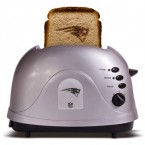 Custom-made toast you say? Brilliant. The good people at Pangea have revolutionised breakfast time forever with their Pro Toast Team Logo Toaster. Choose your favourite team from the NFL NBA, NHL and Major League Baseball - then just wait for the pop.  Price: €25 from www.khcsports.com