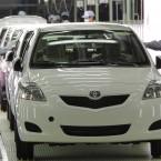 2,311 units sold last year (down 12 per cent on 2010). (AP Photo/Koji Sasahara, PA File)