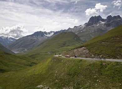 French Alps (File photo)