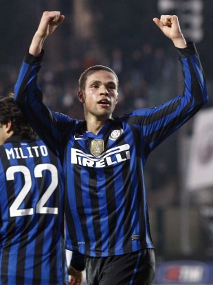 Castaignos could be soon swapping Milan for Merseyside.