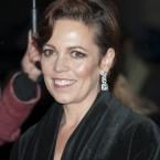 Olivia Colman, who plays Thatcher's daughter Carol.