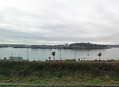 Haulbowline Island has been the site of a dump for decades, created while the Irish Steel plant was based there.