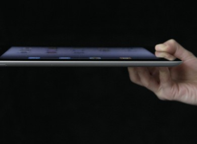 File photo of the iPad 2