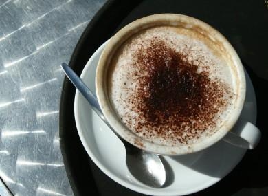 Mmmm. Coffee.
