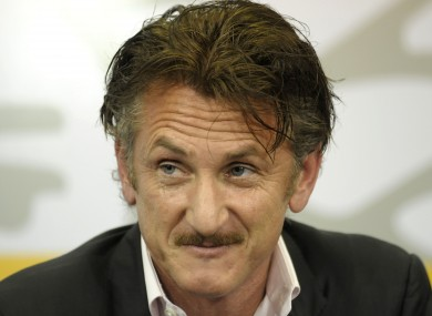 Sean Penn (File photo)