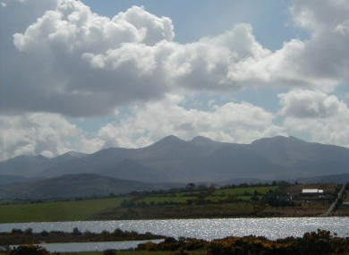 File photo of Loch Gaineamháin