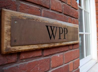 WPP's offices in Farm Street in London