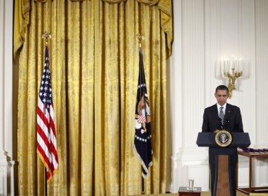 Current White House incumbent Barack Obama - but does it matter to Ireland who is in the Oval Office?