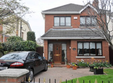 44 - The number of the house on Beresford Avenue in which Bertie Ahern now lives, after a house was bequeathed to him in a Will in 1996.