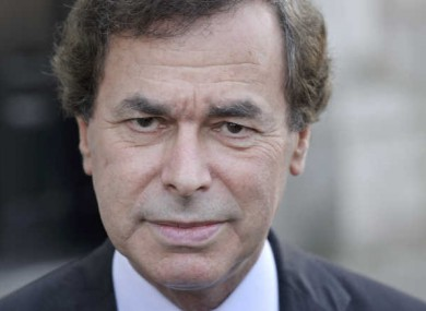 Shatter warns that report is not the end of the matter