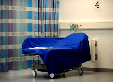 The Special Delivery Unit's aim was to take long-stay patients from hospitals and fund private places for them in nursing homes. Some hospitals, however, are still waiting for a refund from the SDU for the transfer (file photo).