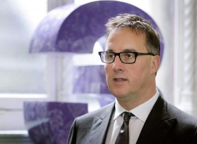 David McRedmond, CEO of TV3