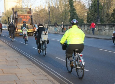 Want more bikers  Build more bike lanes like these ones · TheJournal.ie b2f2df9e1