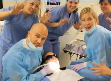 Dentists getting down to Vanilla Ice