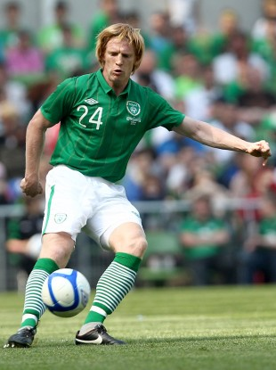 McShane, wearing number 24 against Bosnia, has made the 23-man squad.