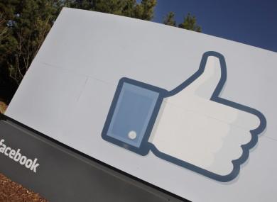 The 'Like' sign outside Facebook's HQ in Palo Alto