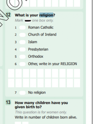 Fine Gael's Eoghan Murphy was interested to see how many people filled in 'Jedi Knight' as their religion in last year's Census forms.