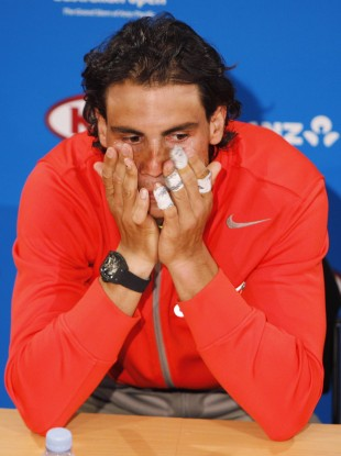 One famous Spaniard reacts to the news (not really)