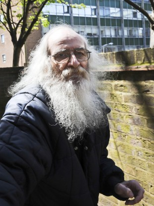 Frank Zimmerman, 60, sent a threatening email to Conservative MP Louise Mensch