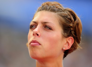 Blanka Vlasic has ruled herself out of the Olympics.