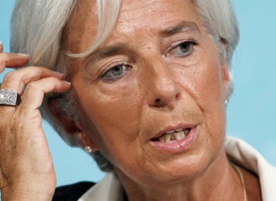 Christine Lagarde's IMF says it's sending a mission to Greece - but hasn't denied reports that it may stop funding its bailouts in two months' time.