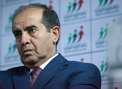 Ex-interim Prime Minister Mahmoud Jibril's National Forces Alliance secured 39 of the 80 available seats in the election.