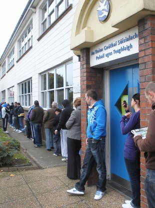 Investment needed' in frontline social welfare staff · TheJournal ie