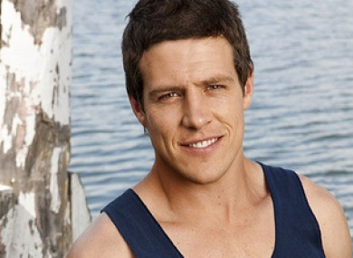 UPDATE Home And Aways Brax On Nationwide Tour Scream