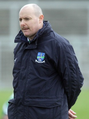 New Monaghan manager Malachy O'Rourke.
