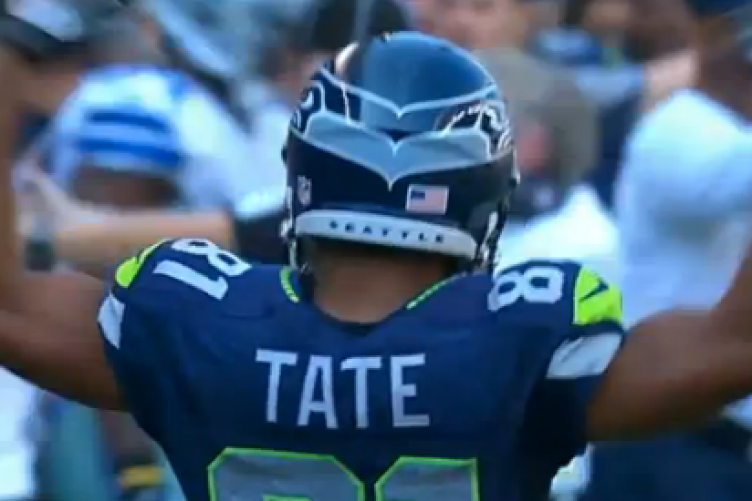 574d1aecc VIDEO  Is Golden Tate really only going to be fined  21k for this illegal  hit