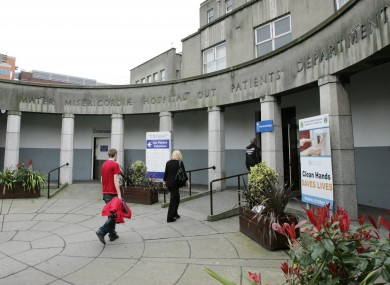 Staff in the emergency department at the Mater hospital must now provide and wash their own hospital uniforms - something staff say could pose an infection risk.