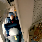 Fifteen crash test dummies, some with sensors, remain onboard.