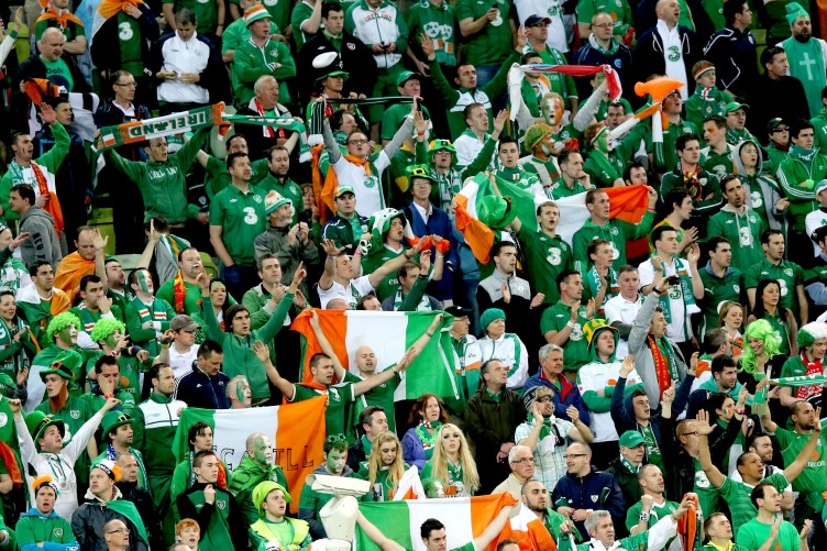 Column: Irish fans sing because it brings unity, and what else do ...