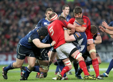 Leinster triumphed the last time the two teams met.